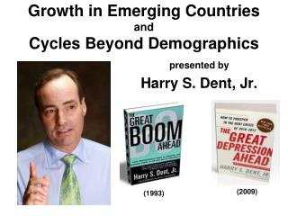 Growth in Emerging Countries and                                                                                    Cycl