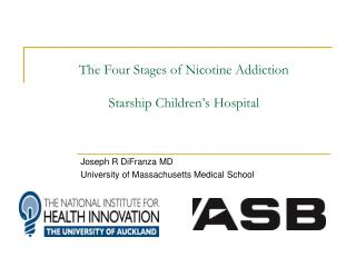 The Four Stages of Nicotine Addiction  Starship Children s Hospital