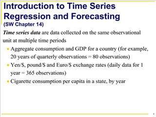introduction to time series regression and forecasting sw chapter 14