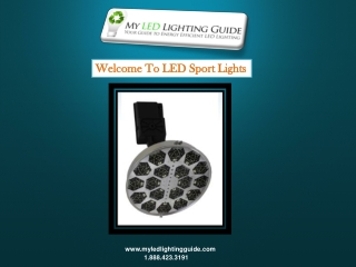 LED Sport Lights