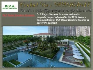 DLF Regal Gardens Gurgaon