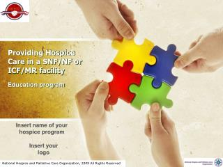 Providing Hospice Care in a SNF