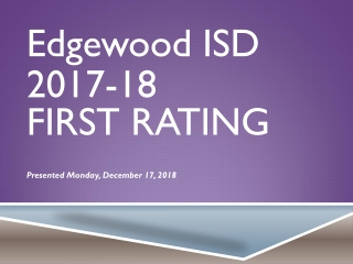 superintendent s report achievement report update