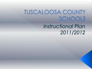 TUSCALOOSA COUNTY SCHOOLS