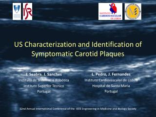 US Characterization and Identification of Symptomatic Carotid Plaques