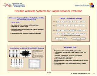 Flexible Wireless Systems for Rapid Network Evolution