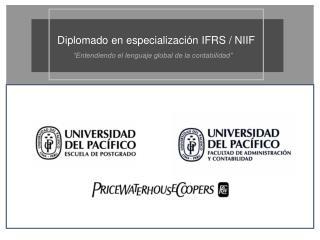 Diplomado en especializaci n IFRS