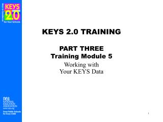 KEYS 2.0 TRAINING