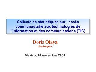 Mexico, 18 novembre 2004.