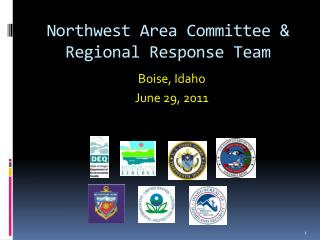 Northwest Area Committee   Regional Response Team