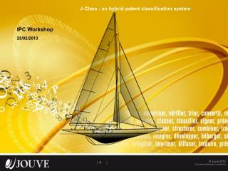 J-Class : an hybrid patent classification system