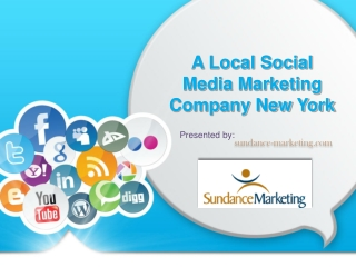 Hire a Local Social Media Marketing Company New York