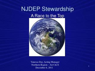 NJDEP Stewardship