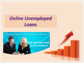 How to Get Your Unemployment Loan Cash Fast