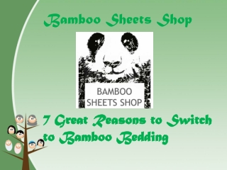 7 Great Reasons to Switch to Bamboo Bedding