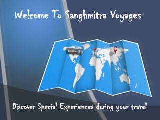 Discover Special Experiences during your travel