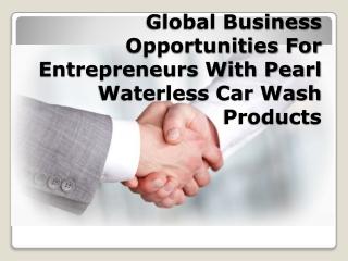 Pearl Waterless International