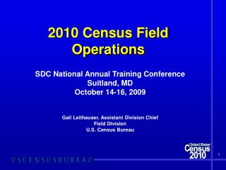 2010 census field operations