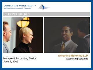 Non-profit Accounting Basics June 2, 2009 Bookkeeping September 19, 2008