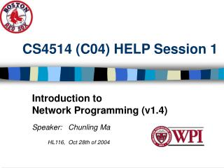 CS4514 C04 HELP Session 1