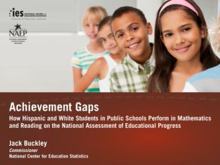 NAEP Achievement Gaps