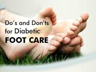 Diabetic Foot Care – Podiatrist Springfield