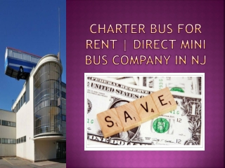 Charter Bus for Rent | Direct Mini Bus Company in NJ