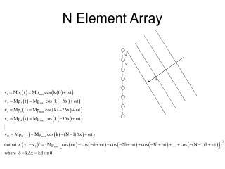 N Element Array
