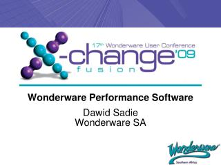 Wonderware Performance Software