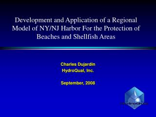 Development and Application of a Regional Model of NY
