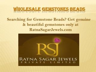 Wholesale Gemstones Beads
