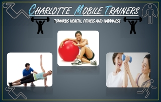 Charlotte Mobile Trainers - Best Personal Training