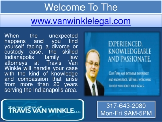Legal Separation Indianapolis- Divorce Lawyer- Stop Creditor Harassment