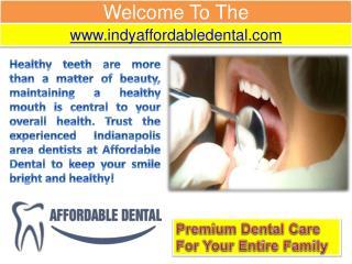 Pediatric Dentist Indianapolis- Dental Clinic- Kids Dentist