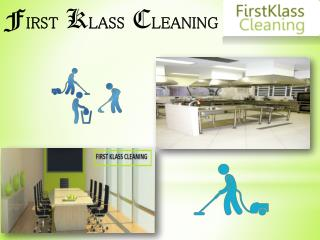 First Cleaning Services Providers