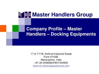 Dock Shelters Suppliers