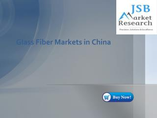 Glass Fiber Markets in China