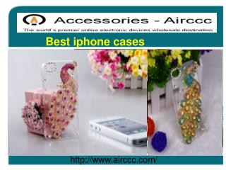 Airccc iPhone cases