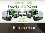 Ashoka Packers and Movers  Hyderabad