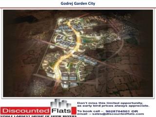 Godrej Garden City Jagatpur Ahmedabad by Godrej Properties a