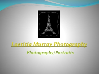 Laetitia Murray Photography