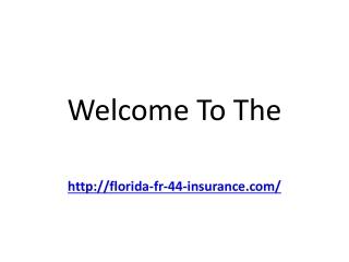 Dui insurance florida