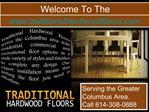 Hardwood Floor Installation Columbus- Gym Floor Refinishing