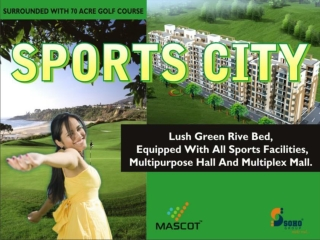 Buy ^^ 09560456767 @@ Mascot SOHO Noida Extension