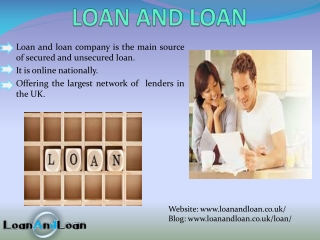 Loan nad loan-all about borowing money