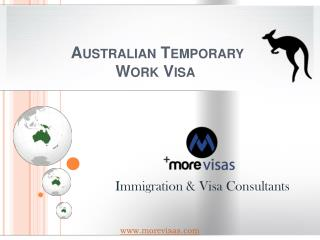 Australian Temporary Work Visa