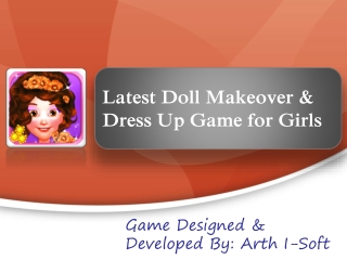 Latest Doll Makeover