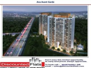 ANA Avant Garde Mira Road Mumbai by ANA Realty