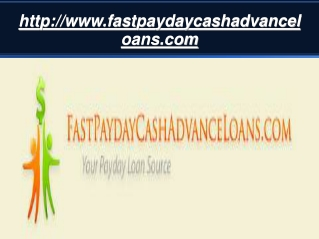 Uploading Complete Overview of Payday Cash Advance Loans