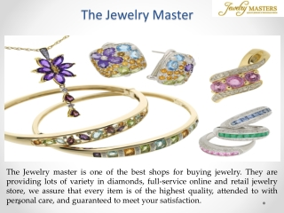 Buy The Best Quality Product Of Jewelry